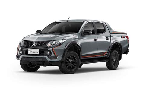 ราคา ข้อมูล สเป็ค Mitsubishi Triton Athlete 2018 ใหม่