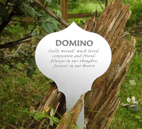 wooden garden plaques personalised tree plaque or garden marker by keepstakes notonthehighstreet com