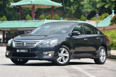 Review Nissan Teana by Nissan Teana L33 Test Drive Review Autoworld My