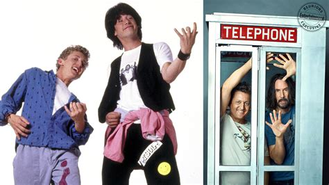 Excellent! 'bill & Ted 3' Could Be Coming Soon! Dhtg