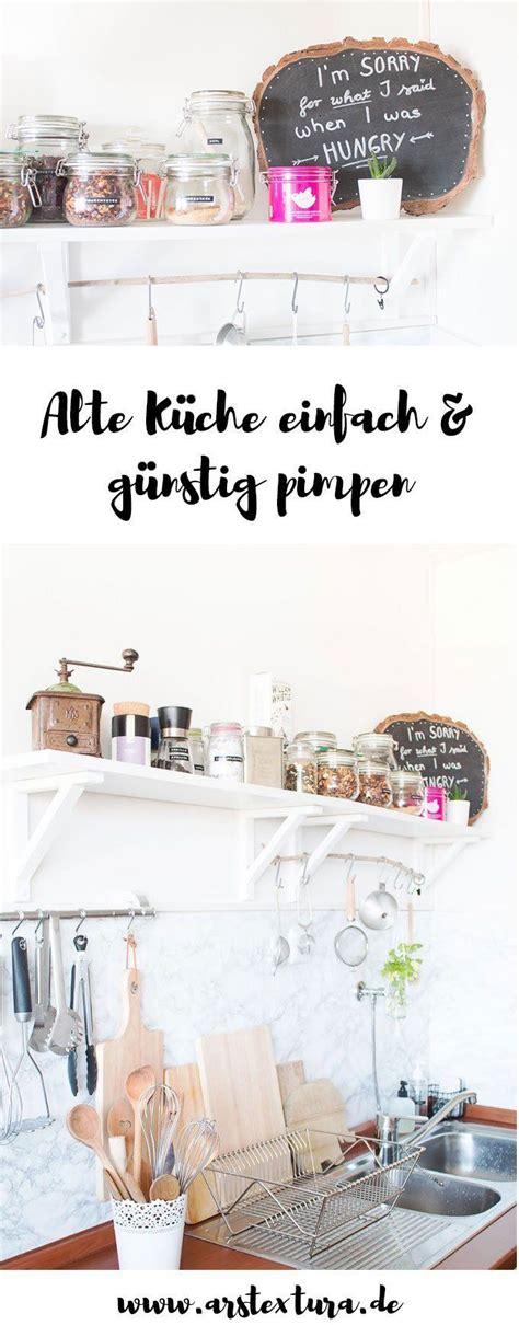 Alte Küchen Aufmotzen by Kitchen Greens Und Ein Kleines K 252 Chen Makeover K 252 Che