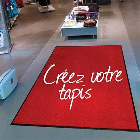 tapis dentree personnalisable tapis logo axess industries