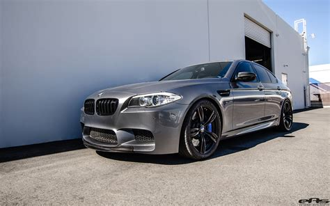 Bmw F10 M5 by Space Gray Metallic Bmw F10 M5 Tuned By Eas