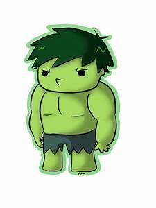 Hulk by ksnkun on DeviantArt