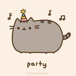 pusheen cat birthday pusheen the cat