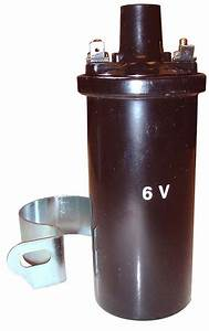 6 Volt Ignition Coil - Ignition And Light Parts