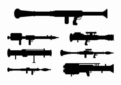 Rpg Vector Bazooka Clipart Edit System
