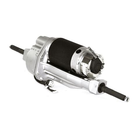 motor and transaxle assembly for the merits pioneer 9 s331 and pioneer 10 s341 mobility