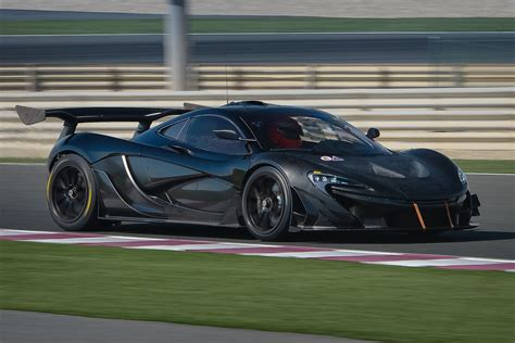 The Mclaren P1 Gtr To Debut At Geneva Car Scene Uk