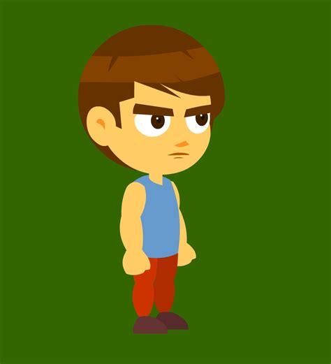 Boy Character Gamedev Market