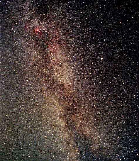 summer triangle  digital images   sky