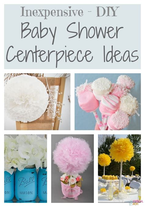 diy baby shower decorating ideas the typical