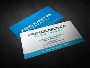 9 business card designs electrician business card design for Electrician business card ideas