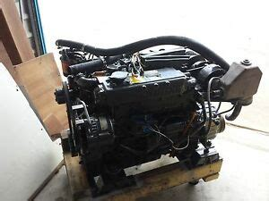 yanmar marine diesel engine jh te hp turbo ebay