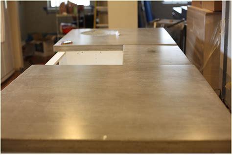 concrete countertop sealer sealing concrete countertops run to radiance