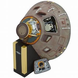 Apollo Lunar Capsule   NASA Scale Models   Collectible ...