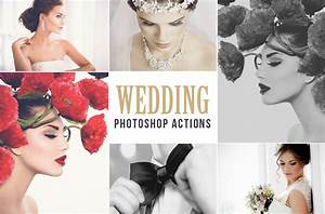 Wedding photoshop actions actions on creative market for Photoshop wedding photos