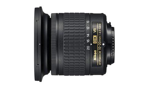 Nikon Announces 10–20mm Wide-angle Lens For Dx-format Dslrs
