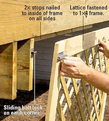 deck storage on deck storage deck skirting and deck storage bench
