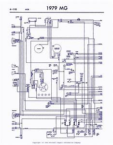 1969 Mgb Ignition Wiring Diagram
