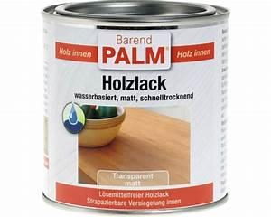 Holz Lack Pastell : holzlack barend palm matt 375 ml bei hornbach kaufen ~ Michelbontemps.com Haus und Dekorationen
