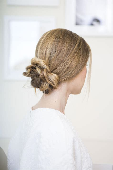 Bun Hairstyles For by Low Bun Hairstyles Southern Living