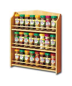 Schwarz Spice Rack by Schwartz 24 Jar Spice Rack Kitchen Accessorie Review