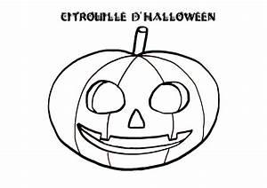 Citrouille Halloween Dessin : coloriage halloween citrouille ~ Melissatoandfro.com Idées de Décoration