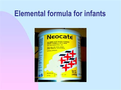 Ppt Breast Milk And Infant Formulas Powerpoint