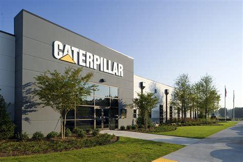 manufacturing facility design build  caterpillar