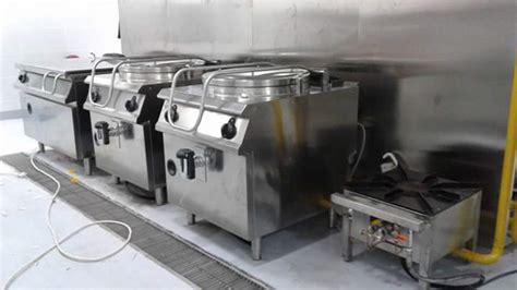 Peralatan Kitchen Equipment Stainless Steel Restaurant
