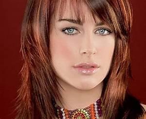 Coupe Degrade Femme : coupe cheveux visage rectangulaire femme ~ Farleysfitness.com Idées de Décoration