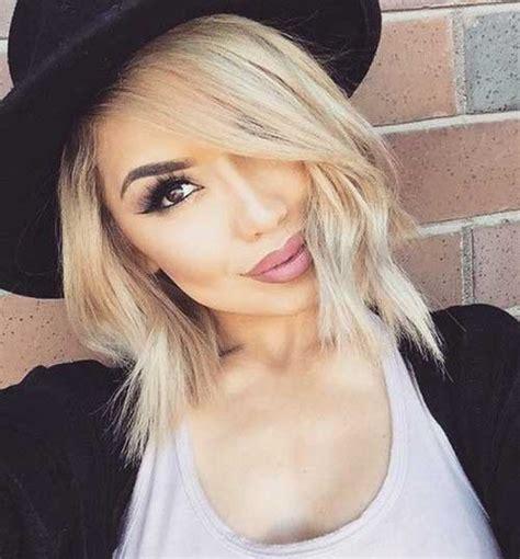 blonde short hair short hairstyles