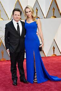 Michael J. Fox and Tracy Pollan Oscar 2017 Red Carpet ...