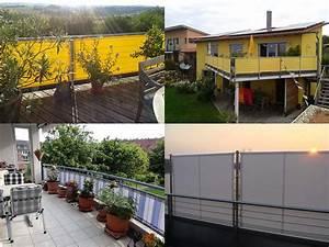 Sichtschutz Balkon Nach Maß : balkon sichtschutz hofs sonnenschutz infos ~ Bigdaddyawards.com Haus und Dekorationen