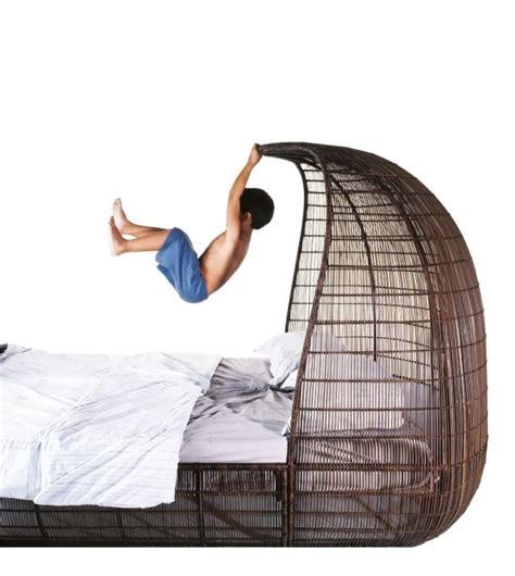 Voyage Bed by Voyage Kenneth Cobonpue Bed Milia Shop