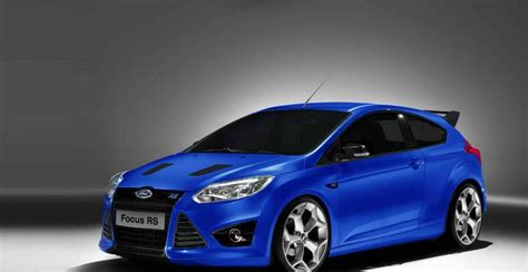 2018 Ford Focus St Information And Photos Zombiedrive