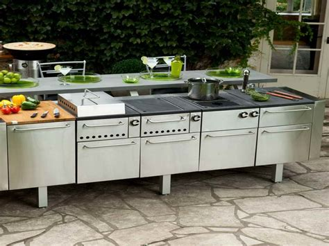 Outdoor Kitchen Prefab Kits