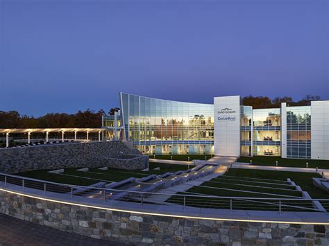 saint gobain north america headquarters architect