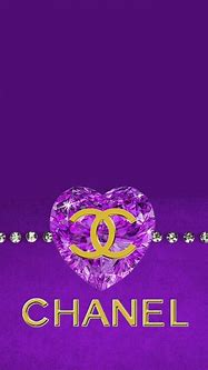 Blue Chanel   Chanel wallpapers, Bow wallpaper, Bling ...