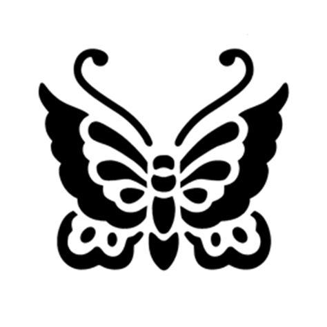 butterfly stencil   stencil gallery