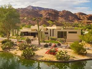 Spectacular Views from Every Room in This Palm Desert ...