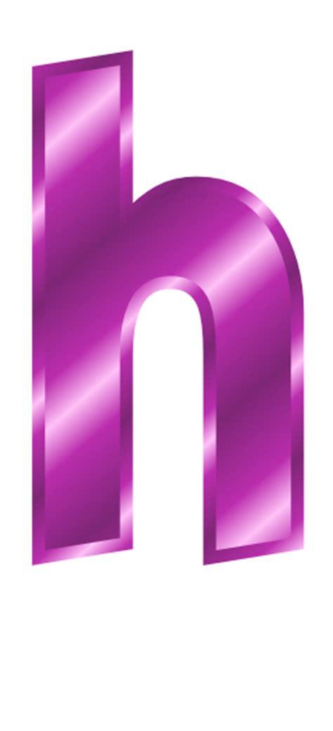 purple letter h clip purple letter h image purple metal letter h signs symbol alphabets numbers 42946