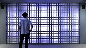 Color Kinetics Interactive Led Facade On Vimeo