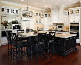 l shaped kitchen islands this t shape kitchen island design pictures