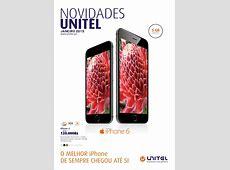 Novidades Unitel Janeiro 2015 by Novidades Unitel