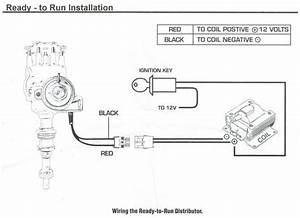 Ford 289  302 V8 Ready To Run Electronic Distributor