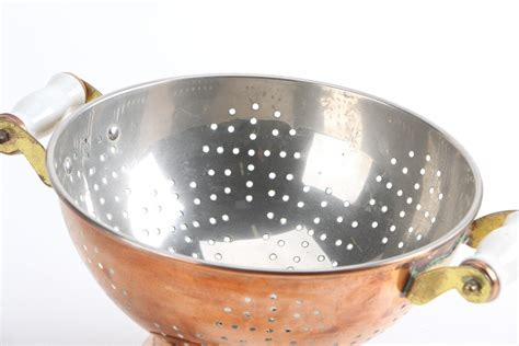 copper cookware including tagus ebth