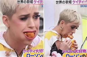 Katy Perry Lost All Chill And Spit Out Half-Eaten Nuggets ...