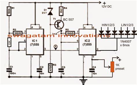 How Build Phase Vfd Circuit